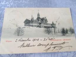 FINLANDE  .  HELSINGFORS.    KLIPPAN  1902 - Finland
