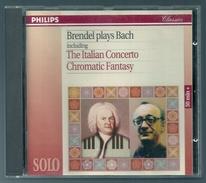 CD PIANO - BACH : CONCERTO ITALIEN... - ALFRED BRENDEL, PIANO - Classique