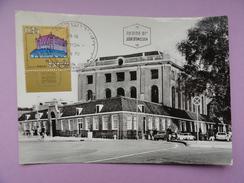 CARTE MAXIMUM CARD SYNAGOGUE AMSTERDAM ISRAEL - Mosquées & Synagogues