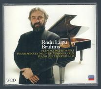 CD PIANO - BRAHMS : CONCERTO N° 1 ... - RADU LUPU, PIANO - Klassik