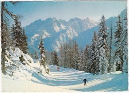 Lienz : Abfahrt Vom Hochstein (2023 M) - (Osttirol, Österreich) - Lienz