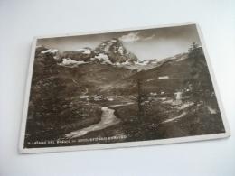 PIANO DEL BREUIL SFONDO CERVINO - Aosta