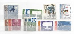 1957 MNH Cept Complete Postfris** - Europa-CEPT