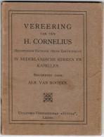 VEREERING Van Den H.CORNELIUS  Bijzonderen Patroon Tegen Zenuwziekte  Van Rooijen 1918 - Boeken, Tijdschriften, Stripverhalen