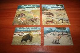 Prehistoric  Dinosaur 2015  Nevis - Stamps