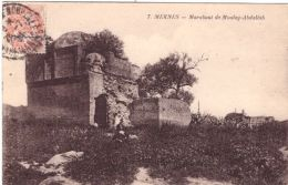 Meknes Marabout De Moulay Abdallah - Meknes