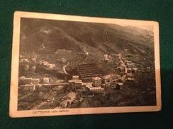 Cartolina Gattorna Veduta Dall'alto Genova  Viaggiata 1936 - Genova