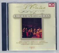 CD - CHŒURS D'OPÉRAS - Opéra & Opérette