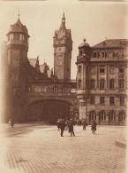 Photo Prise à Francfort En 1922 - Bateaux