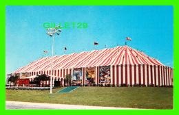 CIRQUE - RINGLING BROS. BARNUM & BAILEY CIRCUS WORLD , 1973 -  THE BIG TOP - Circus