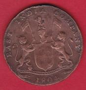 Indes Britanniques - 1804 - Inde
