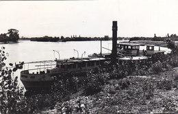 """Jasenovac - Sava Port W Ship """"Beograd """" JRB 1966 - Kroatien"""