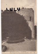 DEPT 41 : 2 Scans : Saint Aignan, Le Chateau Tour D Angle De La Porte D Entrée - Saint Aignan
