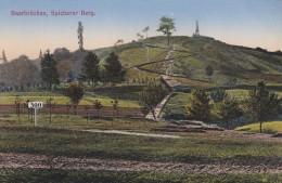 A12 - Saarbrücken - Allemagne - Sarre - Spicherer Berg - Montagne - Saarbruecken