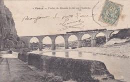 A12 - 07 - Voguë - Ardèche - Viaduc Du Chemin De Fer Sur L'Ardèche - France