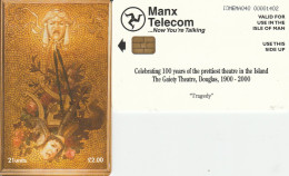 Isle Of Man - 100 Years Theatre - Tragedy