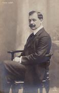 COMPOSITEUR : FRANZ LEHAR - CARTE VRAIE PHOTO / REAL PHOTO POSTCARD - PRINTED In GERMANY - ANNÉE / YEAR ~ 1910 (v-260) - Música Y Músicos