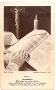 Devotie Devotion - Prentje - Priesterwijding Eremis Robert Claeys - Ardooie - Lauwe 1958 - Santini