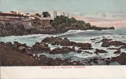 Espagne - Islas Canarias - Puerto De La Orotava - Tenerife - Tenerife