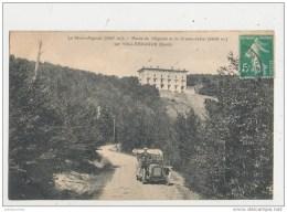 30 LE MONT AIGOUAL ROUTE DE L AIGOUAL ET DU GRAND HOTEL CPA BON ETAT - France