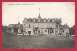 CPA Couzeix - Château De Coyol - Other Municipalities