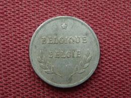 BELGIQUE Monnaie De 2 Francs 1944 - 1934-1945: Leopold III