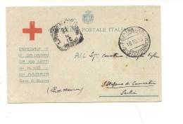 1450) Franchigia 1915 Intendenza 3^ Armata Sanità Ospedale Da Campo WW 1^ B - 1900-44 Vittorio Emanuele III