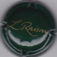 RAISON LOIC CIDRE VERT ET OR - Capsules & Plaques De Muselet