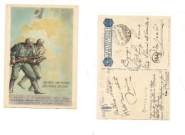 1493) Franchigia Intero Postale BOCCASILE DUE POPOLI CISA VISCOSA 1942 - 1900-44 Vittorio Emanuele III