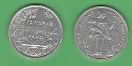 Polinesia Francese 1 Franc Polynesie 1998 - Polynésie Française