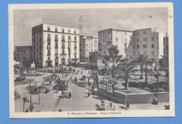 San Giorgio A Cremano - Piazza Garibaldi  - Viaggiata - Napoli