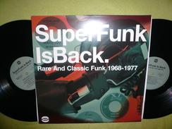 """Super Funk Is Back""""33t X2 Vinyles""""Rare & Classic Funk 1968 -1977 Vol.5 - Disco, Pop"""