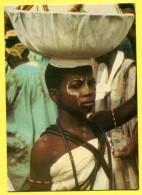 Nigeria -YORUBALAND  - Participant In Traditional Festival - Femme Nigerienne - Nigeria