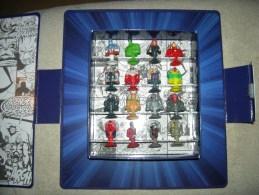 Coffret Complet Figurine Marvel Heroes Super Heros Mania Carrefour - Marvel Heroes