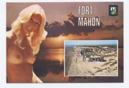 80 - FORT MAHON --RECTO/VERSO--C66 - Fort Mahon