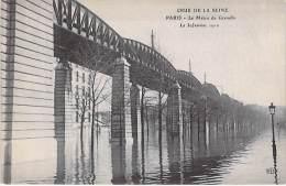 PARIS - INONDATIONS 1910 - Crue De La Seine : Le METRO De GRENELLE - CPA - - Inondations De 1910