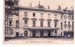Versailles - Le Théatre - Versailles (Château)