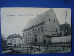 OVERYSSCHE : Maison Communale En 1905 - Overijse