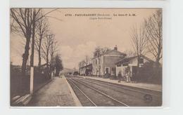 43 PAULHAGUET LA  GARE Trés Bon Etat - Other Municipalities
