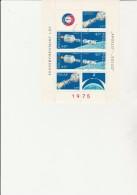 POLOGNE -BLOC FEUILLET N° 68 OBLITERE -SOYOUZ -APOLLO -ANNEE 1975