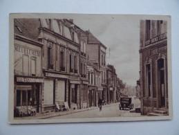 10 ROMILLY-Sur-SEINE Rue GORNET-BOIVIN Commerce Tacot - Romilly-sur-Seine