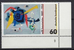 Bund 1403, Formnummer, Baumeister - BRD