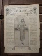 25 Août 1918 LA MODE ILLUSTREE   ( Belles Gravures De Mode; Etc) - Unclassified