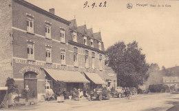 Houyet - Hôtel De La Gare (garage, Animation, Oldtimer, Automobiles) - Houyet