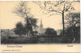 Fontaine-l'Evêque NA17: Paysage - Fontaine-l'Evêque