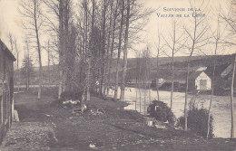 Souvenir De La Vallée De La Lesse (passage D'eau ? Phototypie Marco Marcovici, 1907) - Houyet