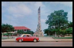 BISSAU - Monumento Ao Esforço Da Raça- Praça Do Imperio ( Ed. Foto-Serra Nº 109)   Carte Postale - Guinea Bissau