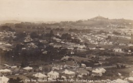 New Zealand Auckland One Tree Hill & Epsom From Mount Eden R