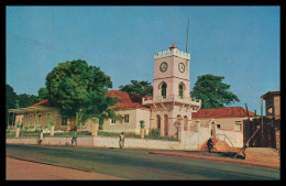 BAFATÁ - Edificio Da Administração ( Ed. Foto-Serra Nº 115) Carte Postale - Guinea Bissau