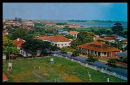 BISSAU - Vista Parcial E Ilheu Do Rei ( Ed. Foto-Serra Nº 117) Carte Postale - Guinea Bissau